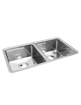 Abode Matrix R25 2.0 Bowl Kitchen Sink