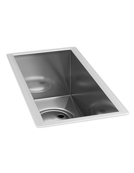 Matrix R0 Half Bowl Kitchen Sink - AW5007