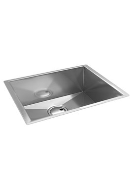 Related Abode Matrix R0 1.0 Large Bowl Kitchen Sink - AW5009