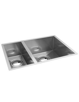 Related Abode Matrix R0 1.5 Bowl Kitchen Sink - AW5010