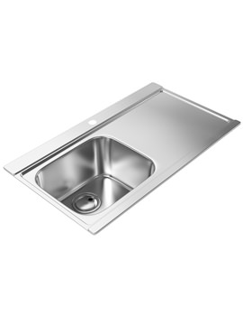 Maxim One Bowl Kitchen Sink - AW5033