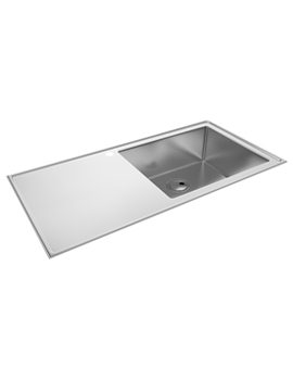 Related Abode Theorem One Bowl  Kitchen Sink - AW5027 - AW5028