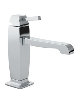 Related Abode Decadence Basin Single Lever Basin Mixer Tap With Pop-Up Waste
