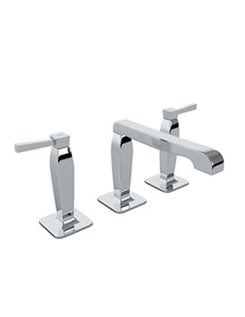 Related Abode Decadence 3 Part Basin Filler Tap With Pop-Up Waste - AB1303