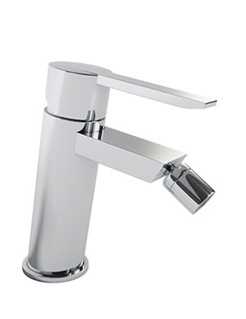 Single Lever Bidet Mixer Tap With Pop-up Waste - AB1355