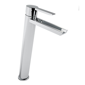 Tall Single Lever Basin Mixer Tap - AB1353