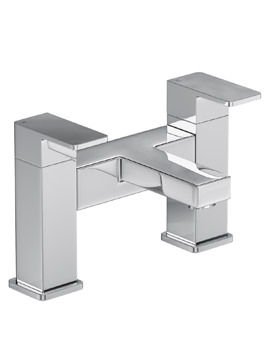 Abode Fervour Deck Mounted Bath Filler Tap - AB1252
