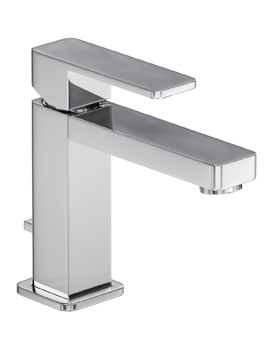 Fervour Single Lever Basin Mixer Tap With Pop-up Waste - AB1241
