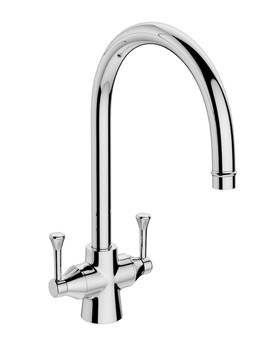 Gosford Monobloc Kitchen Mixer Tap Chrome - AT1019