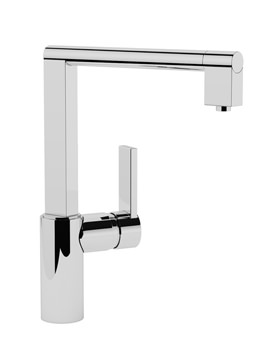 Contemporary Indus Kitchen Mixer Tap - AT1087