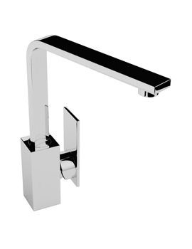 Related Abode Contemporary New Media Single Lever Kitchen Mixer Tap - AT1180