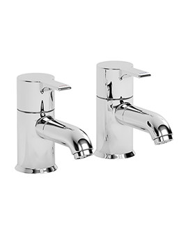Passion Basin Pillar Taps - AB1151