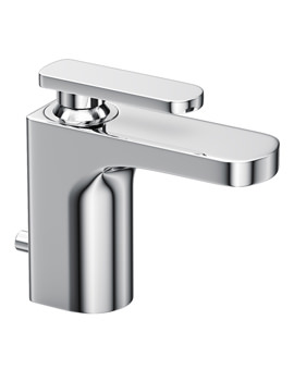 Rapture Single Lever Basin Mixer Tap with Pop up waste - AB1002