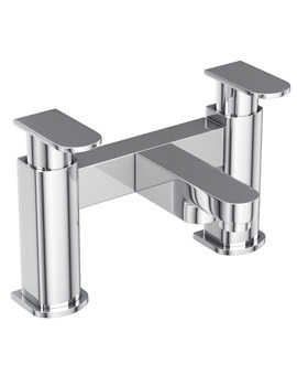 Rapture Deck Mounted Bath Filler Tap - AB1012