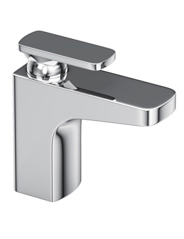 Rapture Midi Monobloc Basin Mixer Tap Chrome - AB1005