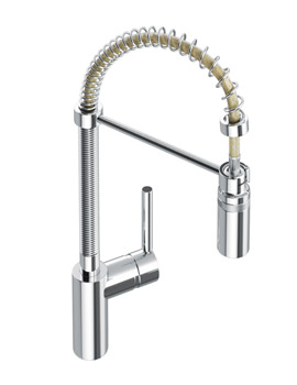 Ratio Professional Single Lever Kitchen Mixer Tap - AT1115