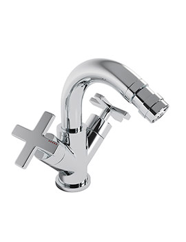 Serenitie Bidet Mixer Tap With Pop Up Waste - AB1071