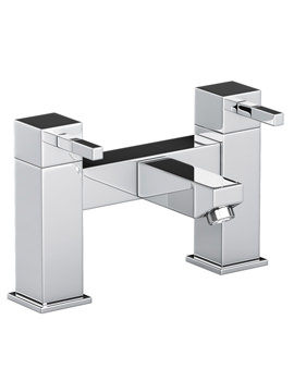 Zeal Deck Mounted Bath Filler Tap - AB1285