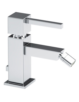 Zeal Single Lever Bidet Mixer Tap With Pop-up Waste - AB1278