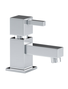 Zeal Mini Basin Monobloc Mixer Tap Chrome - AB1282