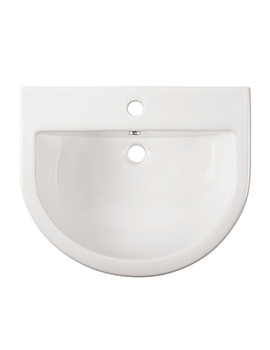 Minerva Semi Counter Top Basin - M3SCBAS