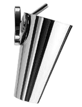 Duravit Starck 1 Chrome Glass Holder - 0097611000
