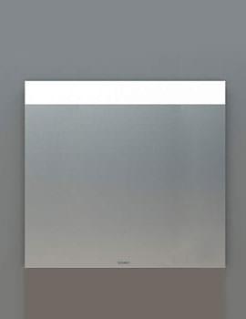 Duravit Vero 1400 x 800mm Mirror With Lighting