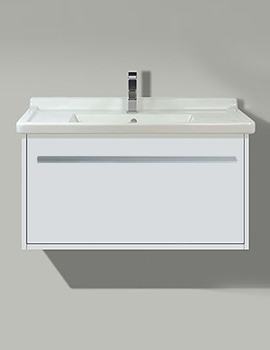 X-Large 600mm 1 Compartment Unit With 700mm Starck 3 Basin