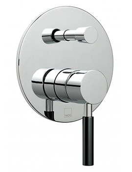 Nuance Wall Mounted Concealed Shower Valve With Diverter