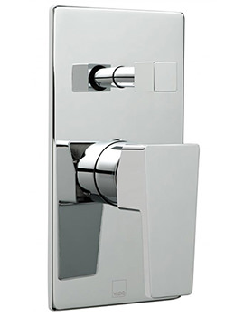 Synergie Concealed Shower Valve With Diverter - SYN-147-C/P