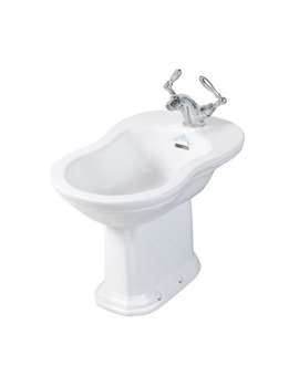 Oxford 1 Tap Hole Bidet - OX1BI11030