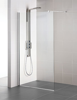 Ideal Standard Synergy Corner Wetroom Panel 700mm to 1600mm - L6224EO