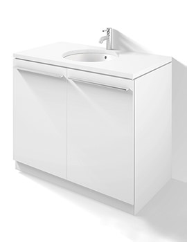 freestanding kitchen cabinet duravit starck floorstanding 560mm vanity unit and 580mm 15623
