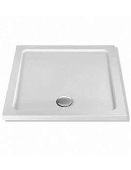 Element Flat Top 900mm Square Shower Tray