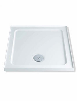 Element Upstand 900mm Square Shower Tray - SCH