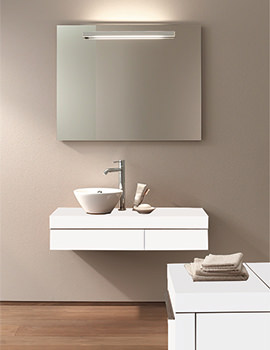 Fogo 900mm Left Cut-Out Console Including Drawer