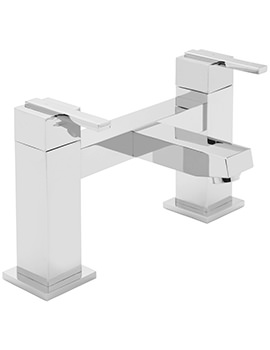 Empire Deck Mounted Bath Filler Tap - EX-DISPLAY