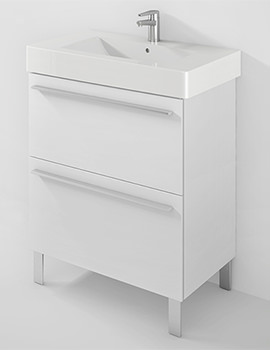X-Large 800mm 2 Pull-Out Compartment With 850mm Vero Basin