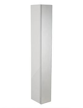 Scheme 1400 x 250mm Tall Cabinet - SCHCD1400.GW