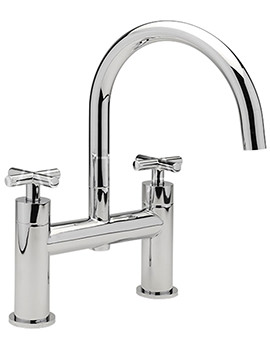 Avant Deck Mounted Bath Filler Tap