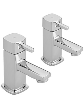 Axis Pair Of Basin Taps