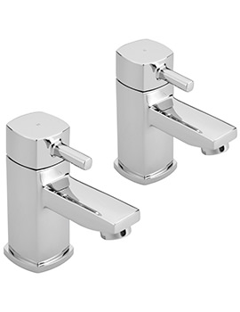 Axis Pair Of Bath Taps