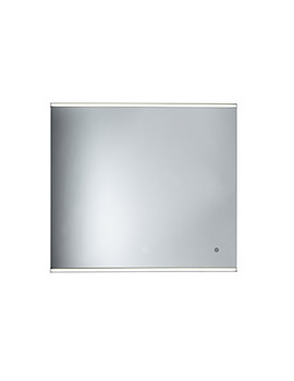 Scheme 600mm LED Mirror - MLE530