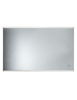 Scheme 1200mm LED Mirror - MLE560