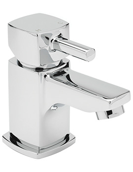 Axis Cloakroom Basin Mixer Tap Without Waste