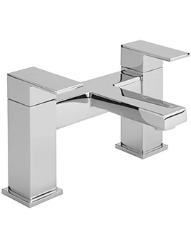 Blade Deck Mounted Bath Filler Tap