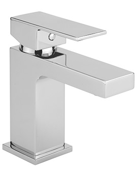 Blade Monobloc Basin Mixer Tap With Sprung Waste