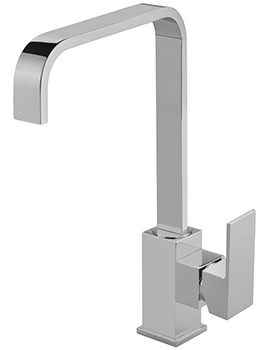 Blade Side Lever Kitchen Sink Mixer Tap