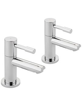 Boston Pair Of Bath Taps