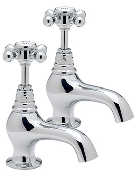 Butler Pair Of Bath Taps